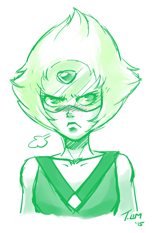 peridotsketch